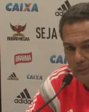 Luxemburgo minimiza resultado e enaltece postura do Flamengo