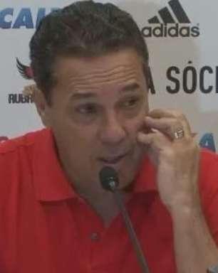 Flamengo 2 x 1 Vasco: Luxemburgo comenta vitória no clássico