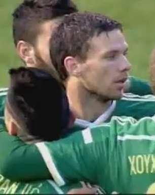 Veja gols de Panathinaikos 2 x 2 Asteras Tripolis pelo Grego
