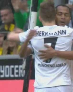Bundesliga: veja gols de Mönchengladbach 3 x 1 B. Dortmund
