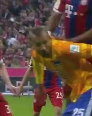 Alemão: veja lances de Bayern de Munique 1 x 0 Hertha Berlin