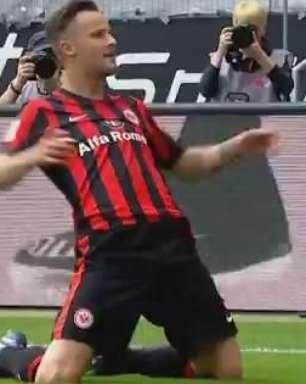 Bundelisga: veja os gols de E. Frankfurt 3 x 1 Hoffeinheim