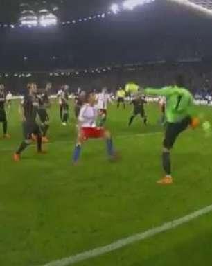 Bundesliga: veja os gols de Hamburgo 1 x 1 Freiburg