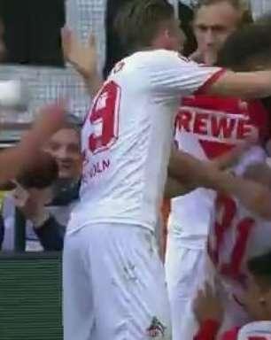 Bundesliga: veja os gols de Colônia 2 x 0 Schalke