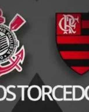 Corinthians rebate Flamengo e acirra polêmica por torcida