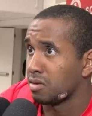 """Anderson nega ofensa... em espanhol: """"mal falo brasileiro"""""""