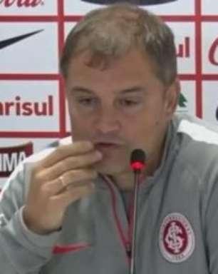 Libertadores: Aguirre lamenta resultado na ida pela eliminação