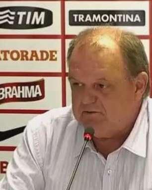 Presidente do Inter explica razões para demissão de Aguirre