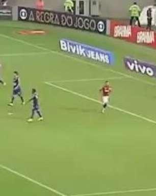 Veja os gols de Flamengo 2 x 0 Cruzeiro pelo Brasileiro