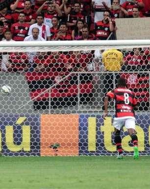 Veja os gols de Flamengo 0 x 2 Coritiba pelo Brasileiro