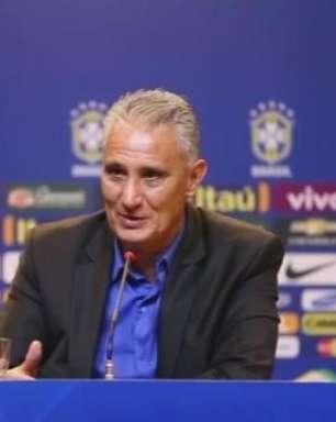 CBF encerra novela e anuncia Tite como técnico da Seleção