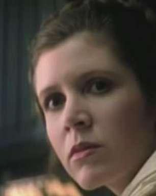 Carrie Fisher, a princesa Leia, morre aos 60 anos