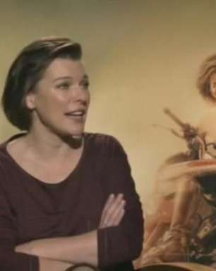 "Milla Jovovich coloca um ponto final na saga ""Resident Evil"""