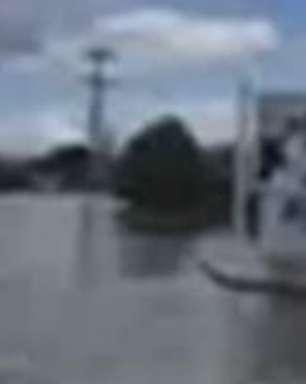 Ciclone deixa milhares de desabrigados na Nova Zelândia