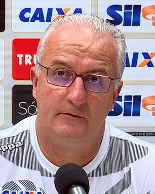 Dorival lamenta derrota após boa atuação, mas já mira Libertadores