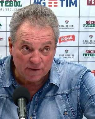 Abel Braga exalta vitória na estreia: 'Não somos o patinho feio do Brasileiro'