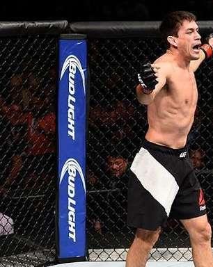 Qual a chance de Demian Maia se tornar campeão do UFC?