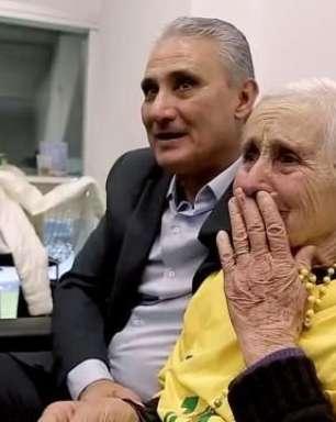 """""""Meu filho mereceu estar onde está"""", diz mãe de Tite"""