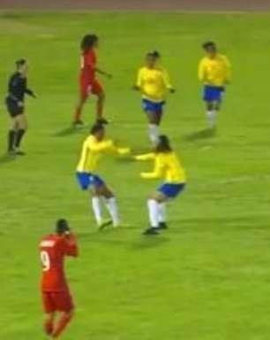 Seleção Feminina estreia com vitória no Sul-americano Sub-20