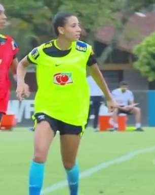 Seleção feminina inicia preparação para a Copa América