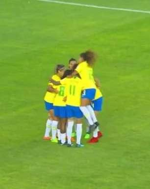 Brasil goleia o Equador por 8 a 0 na Copa América