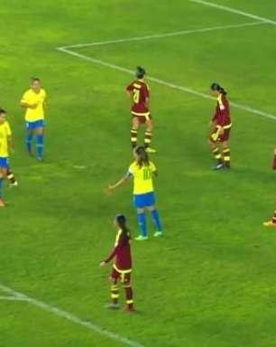 Copa América: Brasil goleia Venezuela e avança à fase final