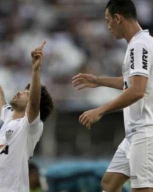 Veja os melhores momentos da vitória do Atlético-MG sobre o Botafogo no Niltão