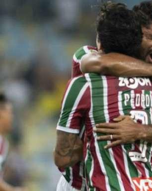 Veja os melhores momentos da vitória do Fluminense sobre o Corinthians
