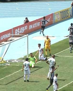 Botafogo vence o América-MG e alivia um pouco da pressão no Brasileirão