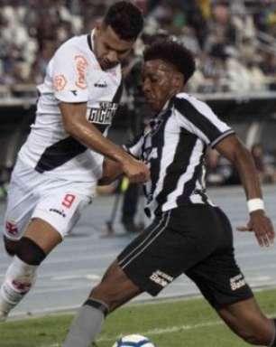 Veja os melhore lances do empate entre Botafogo e Vasco no Niltão