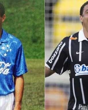 Da Fiel e da Raposa! Lembre quem jogou por Corinthians e Cruzeiro