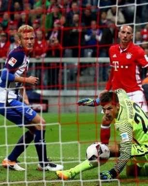Hertha aposta num dos artilheiros da Bundesliga para vencer o líder Borussia
