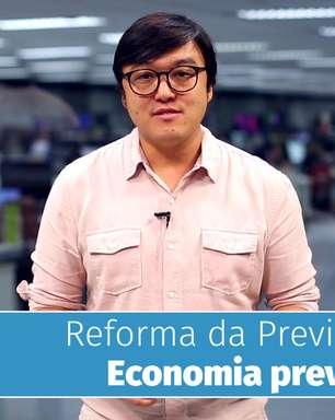 Reforma da Previdência: economia prevista