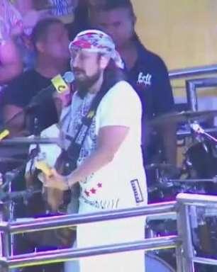 Vumbora, com Bell Marques, arrasta multidão em Salvador