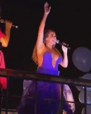 Daniela Mercury arrasa no trio e prega liberdade e rebeldia