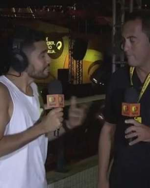 """""""Debutamos"""", diz Guto Ulm sobre os 15 anos de camarote em Salvador"""