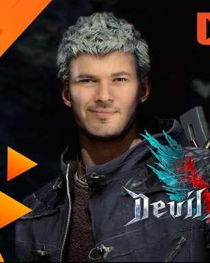 Devil May Cry 5 - Destruindo o Boss de primeira   BGS PLAY