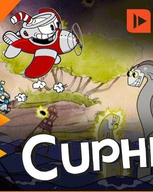 Cuphead - Doses cavalares de tensão   BGS PLAY