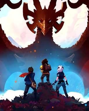 O Príncipe Dragão: magia pelos criadores de Avatar e Korra