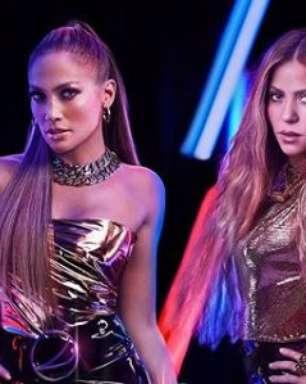 Shakira e J.Lo: duo poderoso no intervalo do Super Bowl