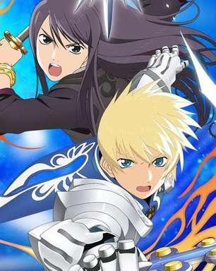 A história da série Tales: misturando animes e RPGs