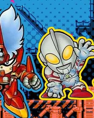 Ultraman e a evolução dos jogos baseados em heróis japoneses