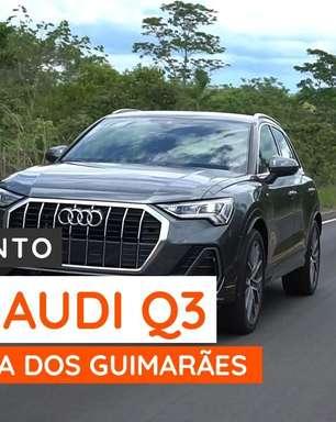 Audi Q3 maior e mais tecnológico na segunda geração