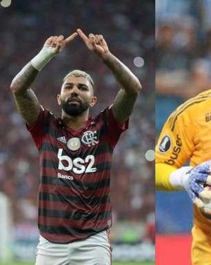 Flamengo divulga lista com os 23 inscritos no Mundial de Clubes