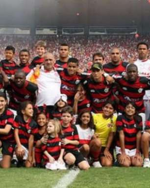 Dez anos do Hexa: relembre os jogadores campeões pelo Flamengo em 2009