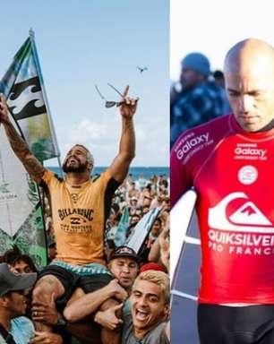 Confira todos os campeões do Mundial de surfe