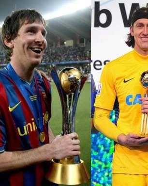Os melhores jogadores nas finais dos Mundiais nos últimos 10 anos