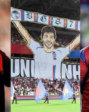 Os brasileiros que são ídolos em clubes europeus