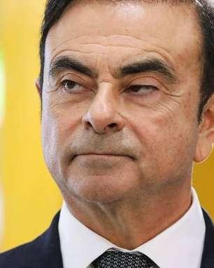Expectativa pela quebra do silêncio de Carlos Ghosn