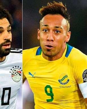 Mané é eleito melhor jogador; veja a escalação da seleção africana de 2019
